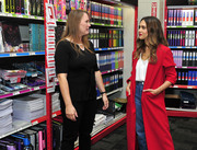 Jessica Alba - Staples for Students sweepstakes event in NYC 10/29/2018 c9bc091016104274