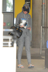 Katy Perry - At Heathrow Airport 7/12/18