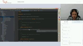 Фреймворк Laravel: быстрый старт для PHP-разработчика (2018) Видеокурс