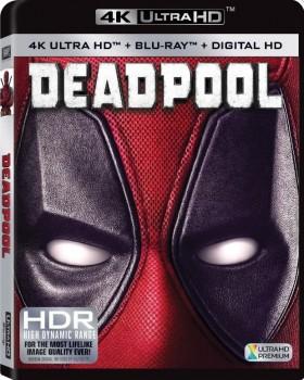 Deadpool (2016) Full Blu-Ray 4K 2160p UHD HDR 10Bits HEVC ITA DTS 5.1 ENG TrueHD 7.1 MULTI