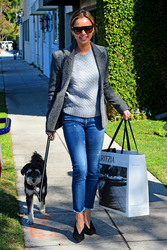 Jamie Chung - Shopping in Beverly Hills 2/6/19