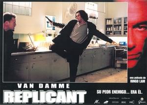 Репликант / Replicant; Жан-Клод Ван Дамм (Jean-Claude Van Damme), 2001 Becadf922640324