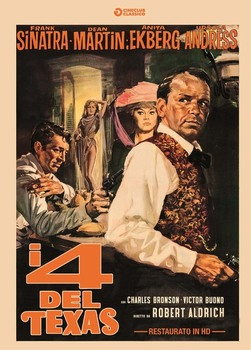 i 4 del Texas - Versione restaurata in 4k (1963) DVD9 Copia 1:1 ITA ENG
