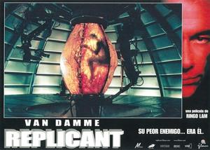 Репликант / Replicant; Жан-Клод Ван Дамм (Jean-Claude Van Damme), 2001 9b7449922639934