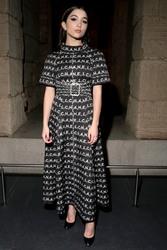 Rowan Blanchard - CHANEL Metiers d'Art Pre-Fall 2019 Fashion Show in NYC 12/4/18