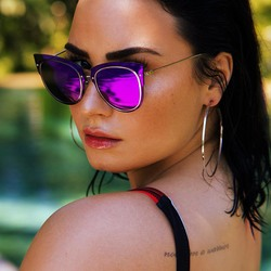 Demi Lovato - Random Photoshoot For Diff Eyewear 2018b1a17f850635194
