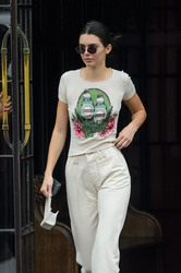 Kendall Jenner - Leaving The Bowery Hotel in NYC 5/6/18