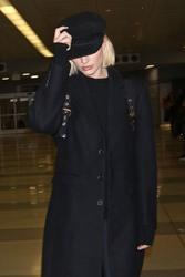 Margot Robbie - At JFK Airport 3/10/18