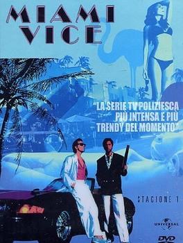 Miami Vice (1984) Stagione 2 [Completa] 6 DVD9 COPIA 1:1 ITA ENG