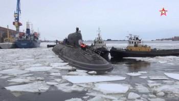 Военная приемка. Атомный подводный крейсер «Казань» (2017) SATRip