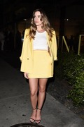 Christa B. Allen -                     DUNDAS Traveling Flagship Cocktail Party Los Angeles April 24th 2018.
