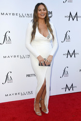 Chrissy Teigen - The Daily Front Row Hosts 4th Annual Fashion Awards in LA 4/8/18