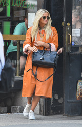Ashlee Simpson - Out in NYC 9/4/18
