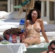 Nadja Becker  nackt