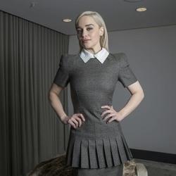 Emilia Clarke - Le Parisien Portraits 2018