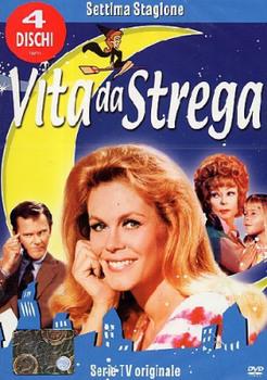 Vita da strega - Stagione 7 (1970-1971) 4xDVD9 Copia 1:1 ITA-ENG-ESP-FRE-GER