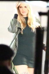 Khloe Kardashian - Leaving Poppy Nightclub in LA 6/18/18