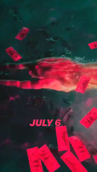 Iggy Azalea Swimming Naked - 6/22/18 Instagram Stories