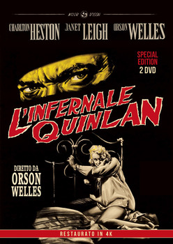 L'infernale Quinlan (1958) [Anniversary Edition] DVD9 Copia 1:1 ITA-ENG-FRE-GER-ESP