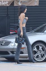 Kendall Jenner - At Nobu in Malibu 7/26/18