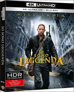 Io sono leggenda (2007) Full Blu-Ray 4K 2160p UHD HDR 10Bits HEVC ITA DD 5.1 ENG DTS-HD MA 5.1 MULTI