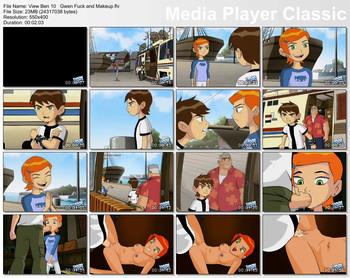 117 классных - Порно мультфильмов от Famous Toons Facial (2010-2012) SiteRip