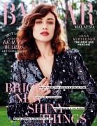 Olga Kurylenko -      Harper's Bazaar Magazine (Malaysia) November 2017.
