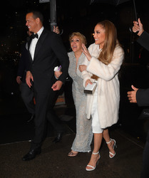 Jennifer Lopez - Out in NYC 4/24/18