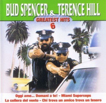 Bud Spencer & Terence Hill - Greatest Hits 6 (2006) .mp3 -192 Kbps