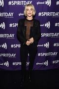 Julianne Hough - GLAAD Spirit Day event in LA 10/17/18