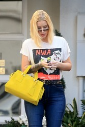 Iggy Azalea - Leaving Epione Cosmetic Center in Beverly Hills 6/20/18