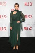 Lauren Cohan - 'Mile 22' Premiere in LA 8/9/18