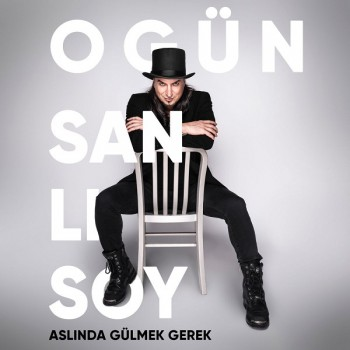 Ogün Sanlısoy - Aslında Gülmek Gerek (2019) Single Albüm İndir