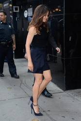 Jennifer Garner Visits 'Good Morning America' in New York City 07/16/2018878dbe921667134