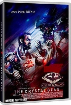 Cotto e frullato Z - The crystal gear (2017) DVD9 COPIA 1:1 ITA