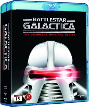 Battlestar Galactica - The Complete Original Series (1978-1980) [9-Blu-Ray] Full Blu-Ray 360Gb AVC ITA DTS 2.0 ENG DTS-HD MA 5.1 MULTI