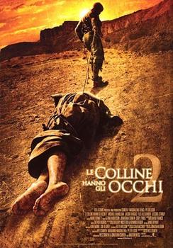 Le Colline hanno gli occhi 2 (2007) DVD5 COPIA 1:1 ITA ENG