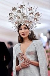Gemma Chan  -                  2019 Met Gala Celebrating Camp: Notes on Fashion New York City May 6th 2019.
