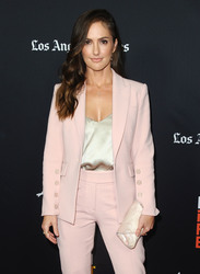 Minka Kelly at the Closing Night Screening of Nomis at the LA Film Festival in Hollywood, CA - 9/28/18