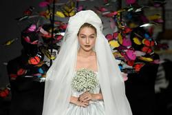 Gigi Hadid - Moschino Fashion Show in Milan 9/20/18