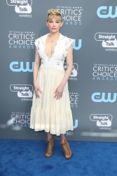 Haley Bennett - The 23rd Annual Critics' Choice Awards in Santa Monica 1/11/18