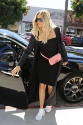 Khloe Kardashian - Out in Studio City 9/17/18
