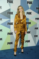 Halston Sage - 2018 Fox Network Upfronts in NYC 5/14/18