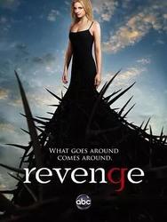 复仇  第一季 Revenge Season 1_海报