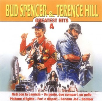 Bud Spencer & Terence Hill - Greatest Hits 4 (1996) .mp3 -192 Kbps