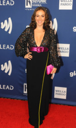 Alyssa Milano - GLAAD Gala in San Francisco 9/15/18