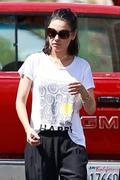 Mila Kunis - Out in LA 6/14/18