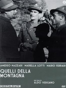 Quelli della montagna (1943) DVD5 COPIA 1:1 ITA