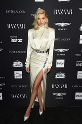 Elsa Hosk - Harper's Bazaar Icons Party in NYC 9/7/18
