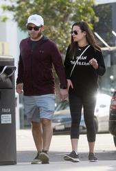 Lea Michele - Shopping in LA 1/26/19